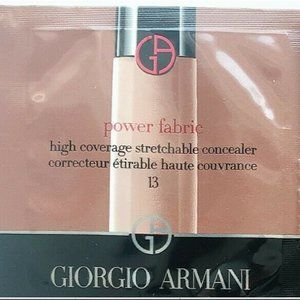 Giorgio Armani Power Concealer 13VeryDeep 3X .03oz
